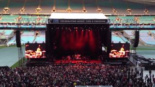 Kings of Chaos - Paradise City LIVE in Sydney 20 April 2013