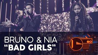 """""""BAD GIRLS"""" – NIA y BRUNO   GALA 4   OT 2020.mp3"""