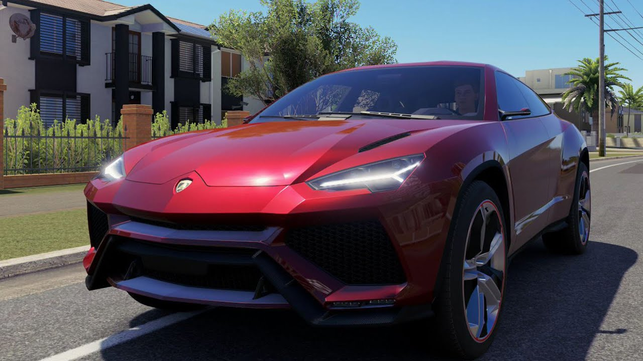 Lamborghini Urus 2014 Forza Horizon 3 Test Drive Free Roam Gameplay Hd 1080p60fps Youtube