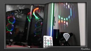 Genesis IRID 400 RGB - Solidna obudowa w cenie poniżej 300 złotych