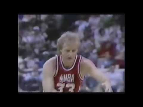 The best 3 point shootout performances ||| LARRY BIRD & CRAIG HODGES |||