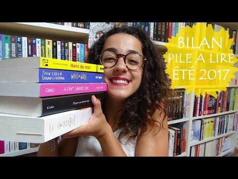 BILAN | Pile à Lire été 2017