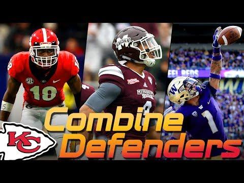 NFL Combine Impact Defenders - Chiefs defense & Steve Spagnuolo | Kansas City Chiefs 2019 NFL Draft