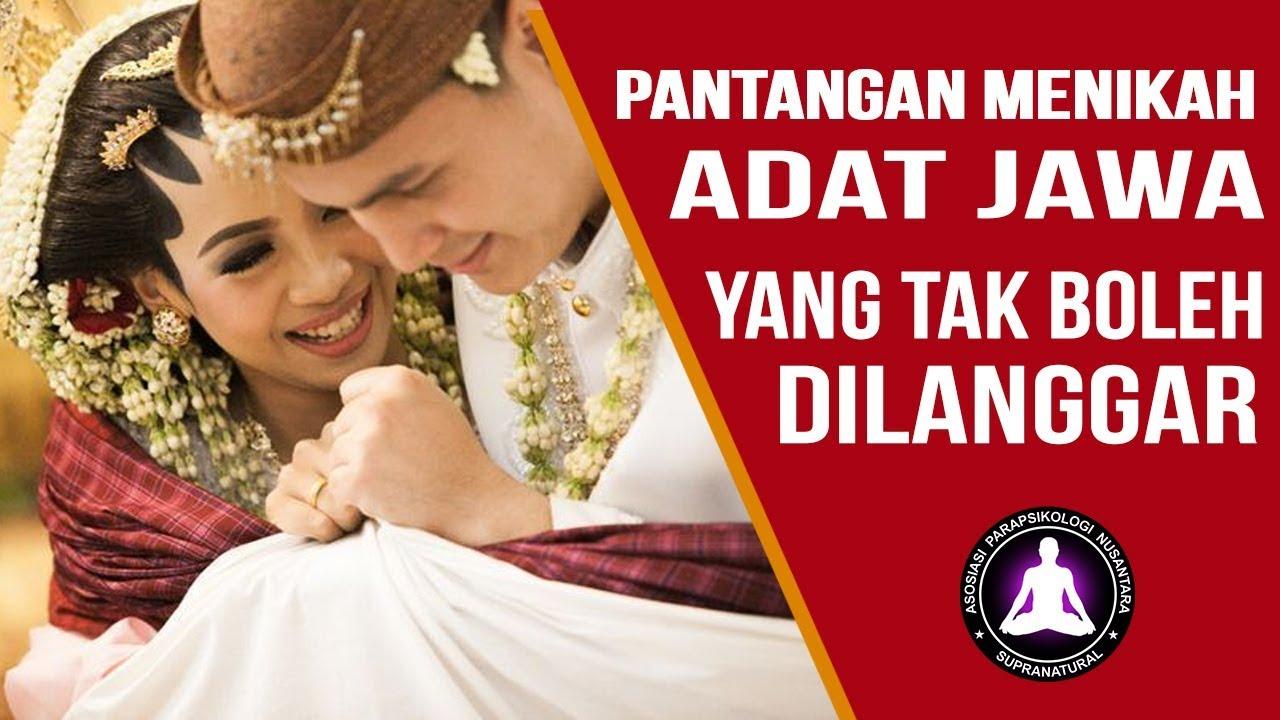 Download Pantangan Menikah Adat Jawa, Berani Langgar Demi Cinta???