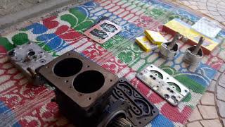 3. Ремонт компресора на volvo fh 12/420