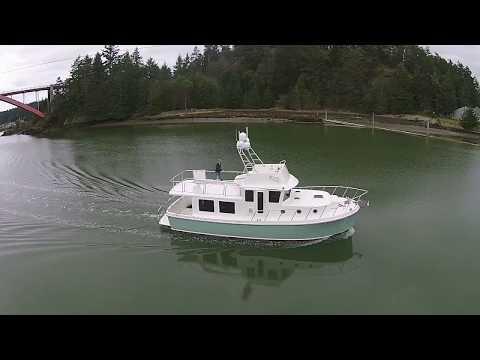 Launch & Sea Trial