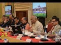 President Kovind addresses the closing session of the meeting of Vice-Chancellors