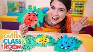 Beautiful Bugs! | Caitie's Classroom Live