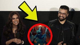 Isha Gupta Funny Moment At Get Dirty Song Launch | 😂😂😂