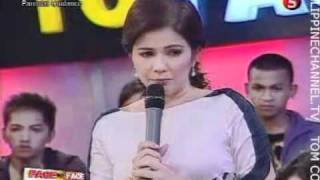 FACE TO FACE ON TV5 EPISODE 187 - ANONG PAKI MO, KUNG PLAYGIRL AKO! (4/4)