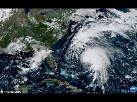 New York prepares to go on hurricane alert: Jose could hit Manhattan & the East Coast