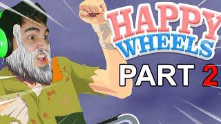 HAPPY WHEELS PART 2 (HINDI AKO MAHAL NI PAPA!!!))