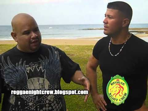 Entrevista A ShaTimop por Dj Acon Reggae Night Crew ( Pto.Limon ) Travel Video