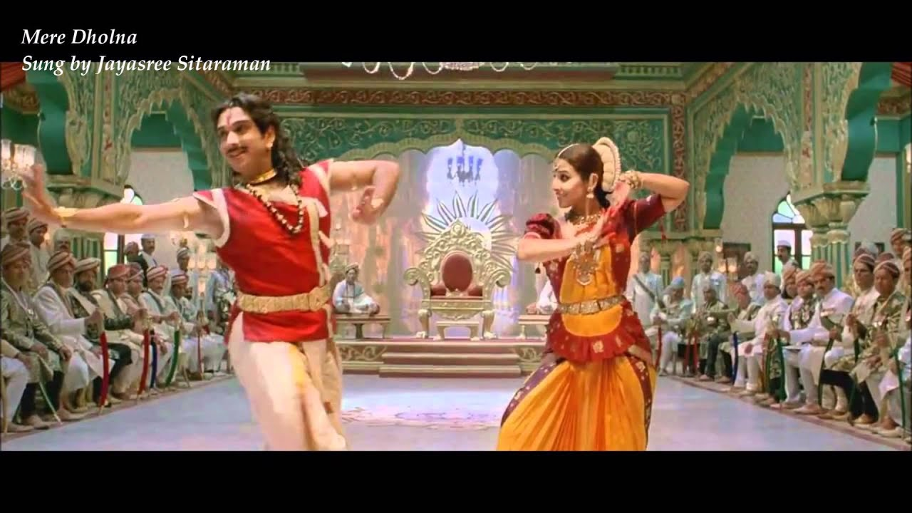 Mere Dholna Sun Bhool Bhulaiyaa Sub Espa ol Hindi Music Video Collection