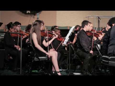 Professor Kevin Wayne Bumpers Christmas Concert 2016