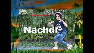 Nachdi   Sukhbir   Feat. Arjun  New song 2021   New Punjabi song 2021  Kritika Singh   KS Dance club