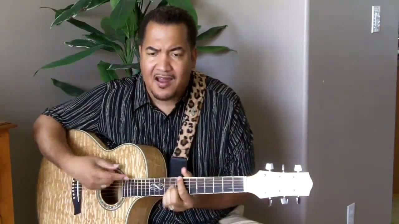 Acoustic Cover Stevie Wonder Part Time Lover Youtube