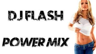 Electro,Dubstep / DJ FL4SH - Power Mix - 1080p - HD