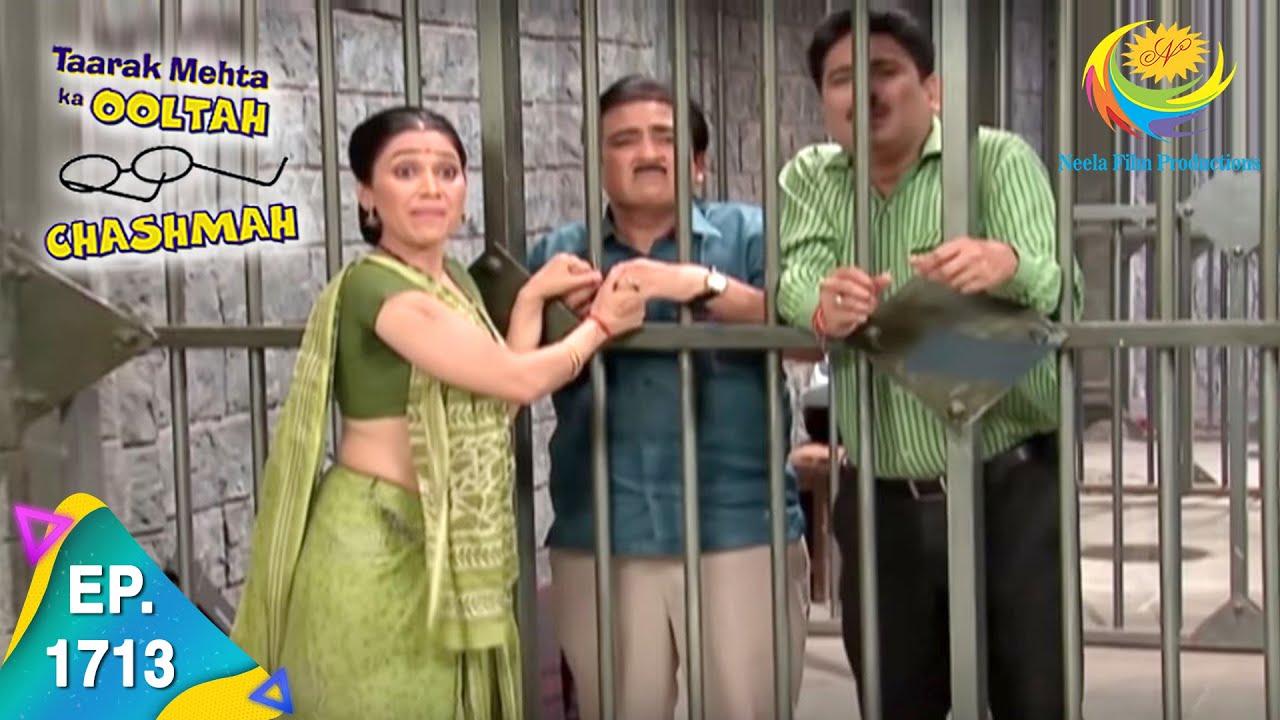 Download Taarak Mehta Ka Ooltah Chashmah - Episode 1713 - Full Episode