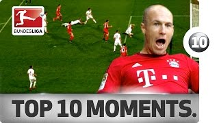 Top 10 Moments - October 2015