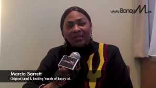 Marcia Barrett de Boney M. recomienda www.boneym.es