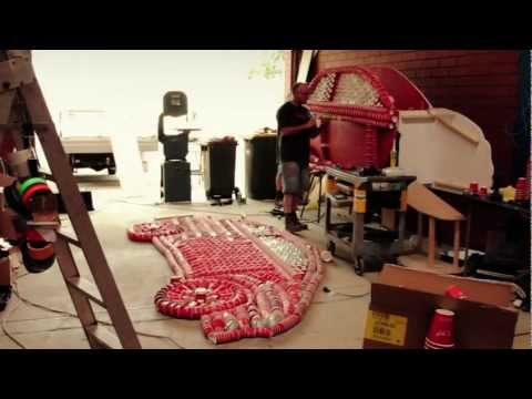 CIBO CUP CAR | Making Of | Billboard