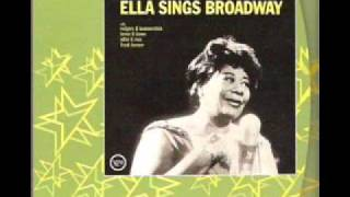 Ella Fitzgerald - If I Were a Bell