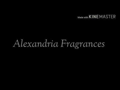 Alexandria Fragrances Dark Knight Review