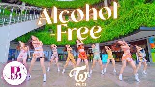 "[KPOP IN PUBLIC] TWICE (트와이스) ""Alcohol-Free"" (알콜프리) 커버댄스 Dance Cover  By B-Wild From Vietnam  여기서요"