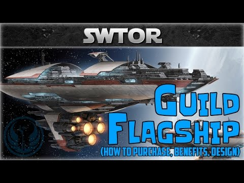 SWTOR Guild Flagship - How to Purchase, Benefits, Design