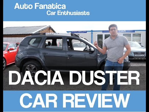 Dacia duster | REVIEW 2019 | (2015) | Using Renault parts to build a better car | Auto Fanatica