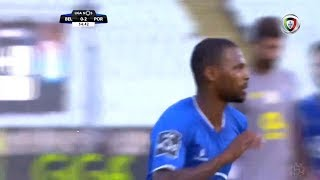 Goal   Golo Fredy (G.P.): Belenenses (1)-2 FC Porto (Liga 18/19 #2)