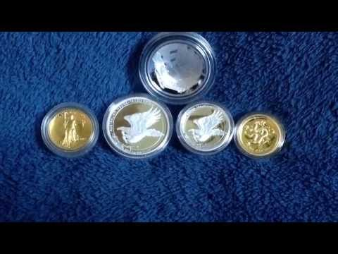 An Inspired Discussion Of Gold & Silver Coin Values