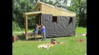 Cabin At Restoration Farm