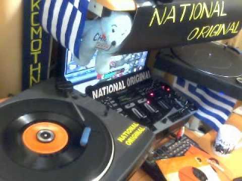 45 ΑΡΙΑ   [POLYDOR ]  -   (Nικος  Ξανθοπουλος)  -  [NATIONAL ORIGINAL].