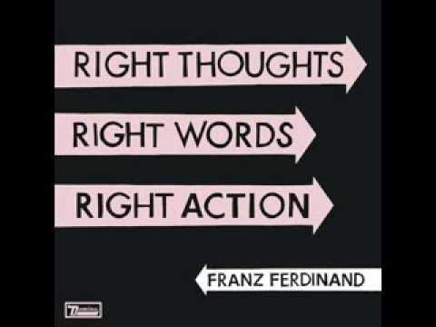 Franz Ferdinand Youtube