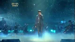 [HIT] 불후의 명곡2-산들(Sandeul) - 잊혀진 계절.20121117