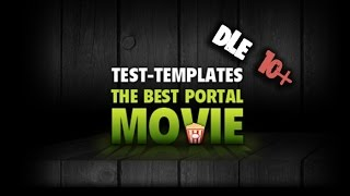Шаблон Movie Portal для DLE 10.3
