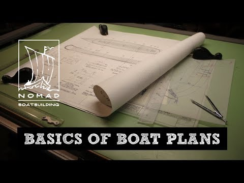 ⚓️ NOMAD - Understanding Boat Plans
