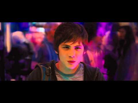 Percy Jackson (Lotus Casino scene)