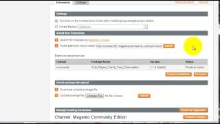 how to install plugin in magento