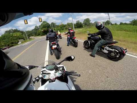 The Ducati Supersport S a street friendly Panigale? | Ducati Demo Day