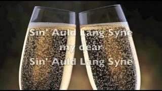 Gerryoke, Auld Lang Syne All Four Verses