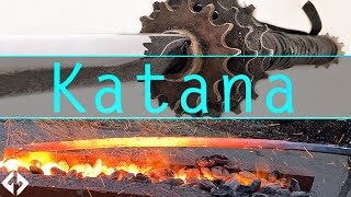 Forging a Katana from Junk