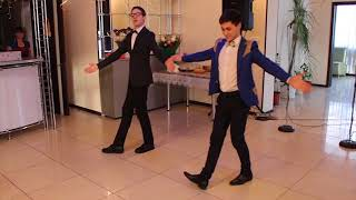 Татарский танец, ОГОНЬ!!!