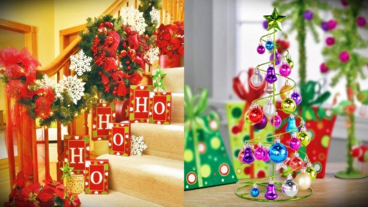 las mejores decoraciones navide as 2016 2017 youtube
