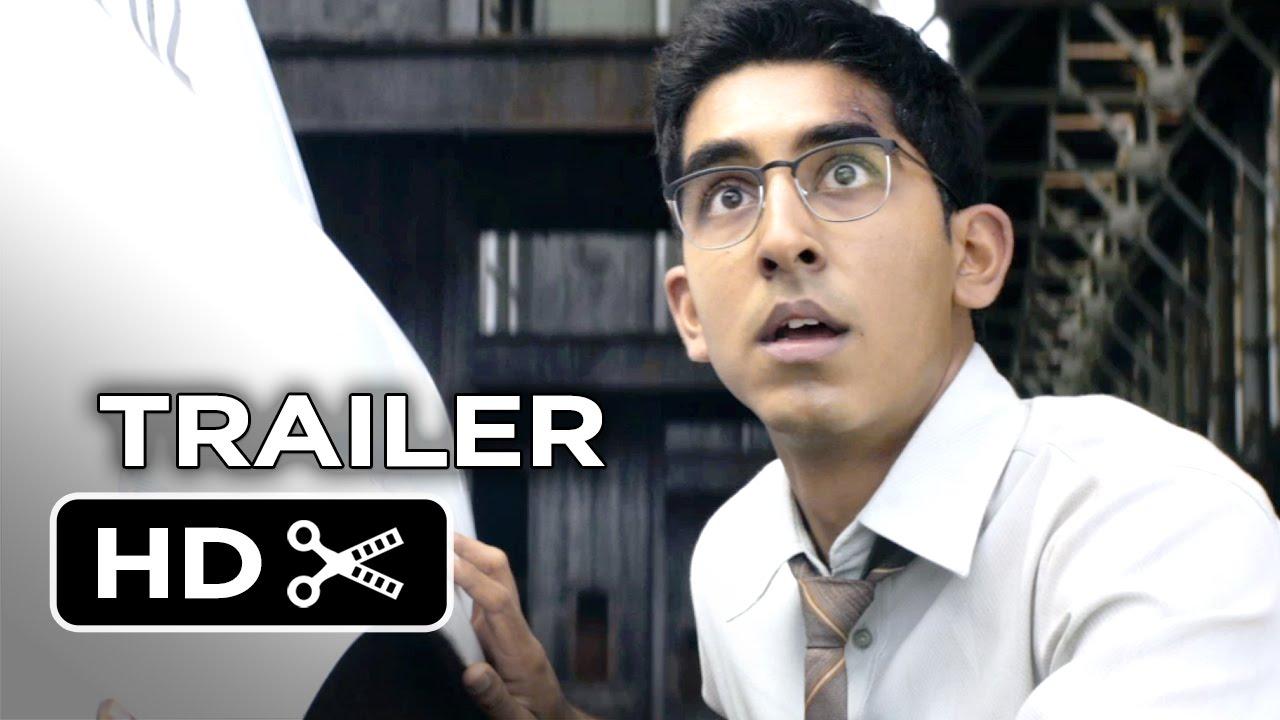 Chappie Trailer 2 2015 Hugh Jackman Dev Patel Robot