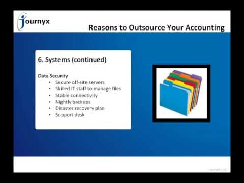 Top 10 Reasons to Outsource Your Finance & Accounting Operations