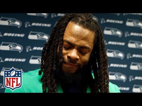Richard Sherman's Emotional Press Conference After Injury vs. Cardinals (Week 10) | NFL