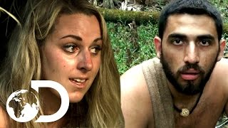 'He's Thinking About Hurting People and Himself!' | Naked And Afraid